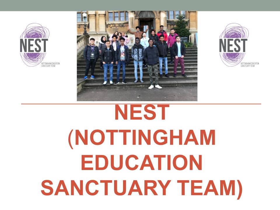 Nottingham Welcome to NEST start of term.pptx